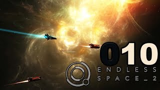 ENDLESS SPACE 2 [010] Piraten Angriffe 🚀 Let's Play Endless Space 2 deutsch