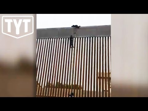 Trump's Border Wall vs Ladders