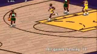 NBA Live 97 gameplay PC
