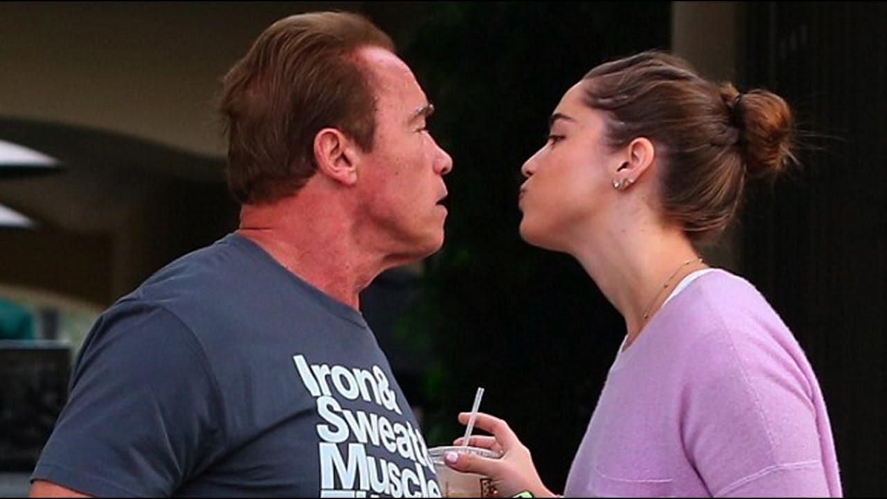 Arnold Schwarzenegger's Daughter - 2017 [ Christina Schwarzenegger ]