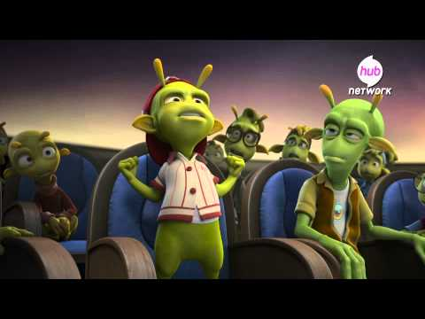 Hub Family Movie  Planet 51   Hub Network