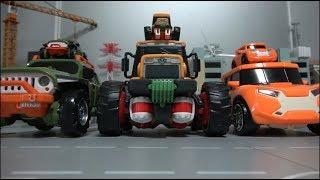 Tobot X Mini Car Robot Toys 또봇 X 미니 자동차 로봇 장난감 변신