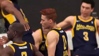 NBA 2K19 MYCAREER BÖLÜM 4/YİNEMİ SEN UÇAMAYAN EJDER