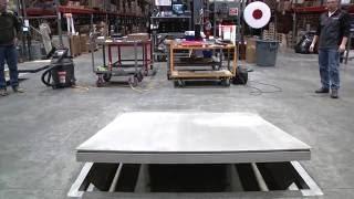 AutoLift HE Floor Scale Installation Procedure