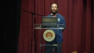 Science and Conservation at Leon Levy | Ethan H. Fried Ph.D. | BNHC 2016