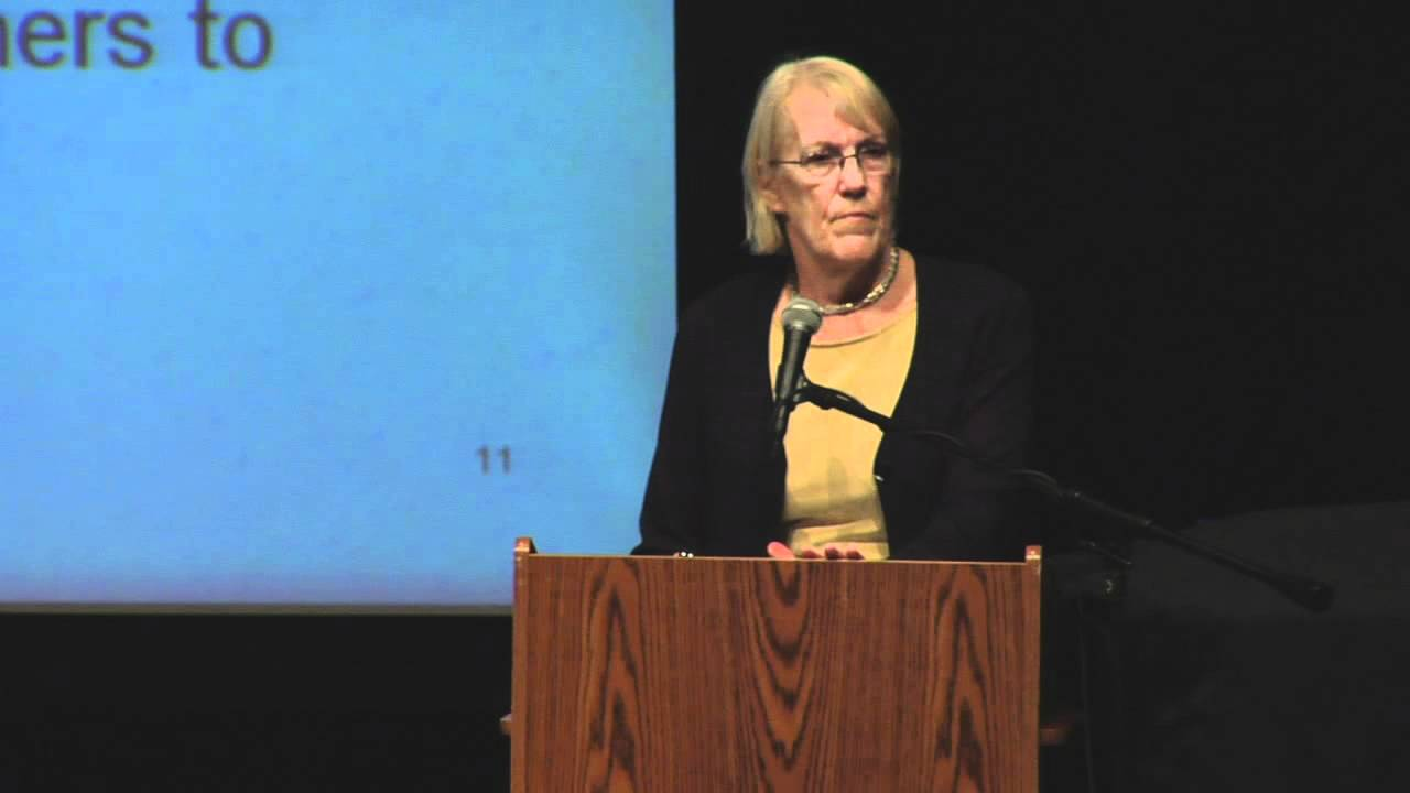 Making Teacher Evaluations Meaningful: Charlotte Danielson - YouTube