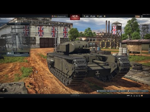 War Thunder - Upcoming Content - ALL New Non-Italian Vehicles (Update 1.69)
