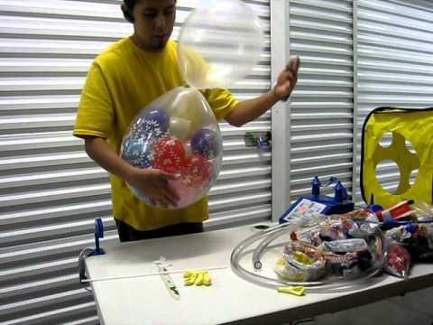 Decoracion con globos como hacer un payaso de globos Ornamentacion con globos