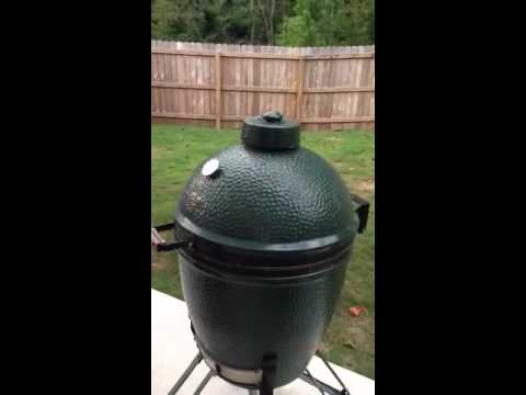 Bge101- how to keep your big green egg clean while preservi