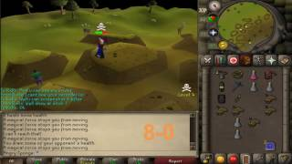Wiggled vs Angry Deadman Mode Guy
