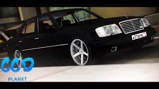 MTA CCDplanet: Mercedes-Benz E500 W124
