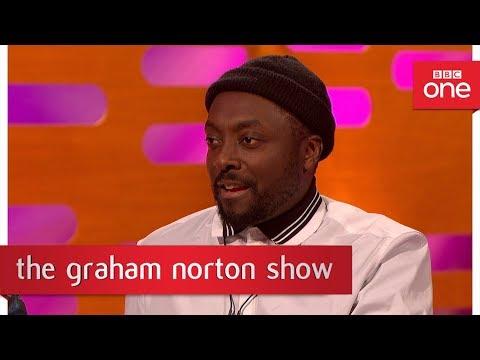 Will.i.am's mum stopped him watching Michael Jackson film Thriller  The Graham Norton