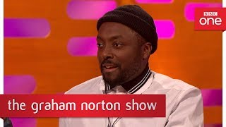 Will.i.am's mum stopped him watching Michael Jackson film Thriller - The Graham Norton Show