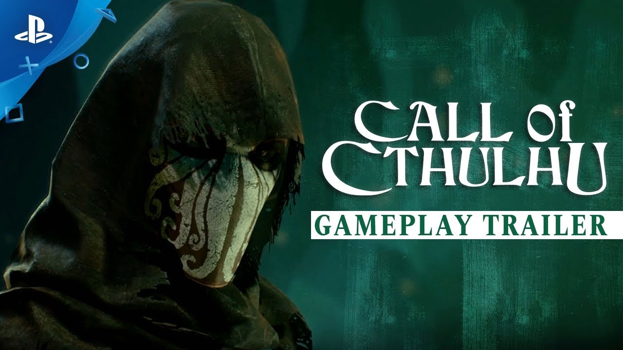 Image result for CALL OF CTHULHU