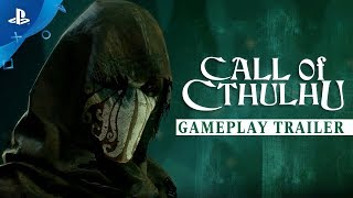 Call of Cthulhu – Gameplay Trailer | PS4