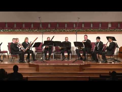 Fayetteville Chamber Orchestra at Berean Baptist Church - December 9, 2016