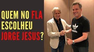 Hora de enquadrar: chegada de Jorge Jesus mudará rotina dos jogadores do Flamengo