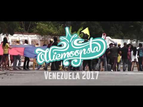 Olliemoonsta in Venezuela