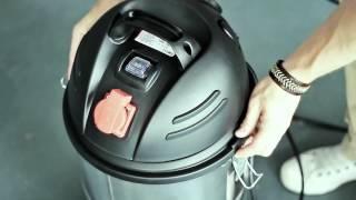 видео Промышленный пылесос для станка купить