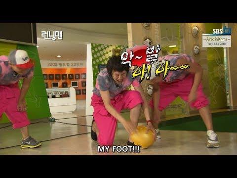 [RUNNINGMAN BEGINS] [EP 2-1] | Kwangsoo's hilarious action but Jaeseok ruined everything!! (ENG SUB)