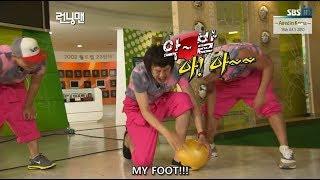 [RUNNINGMAN BEGINS] [EP 2-1]   Kwangsoo's hilarious action but Jaeseok ruined everything!! (ENG SUB)