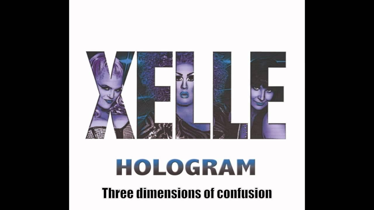 xelle hologram