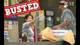 CHINESE FOOD PRANKS | Fortune Cookie Prank | How to Pranks