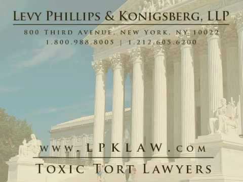 Toxic Tort Lawyer - Cancers Caused by Exposure to Toxic Chemicals in the Workplace