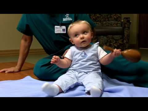 Infants Developing Basic Movement