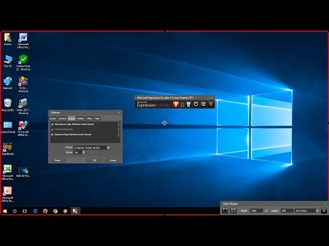 Best Free HD Screen Recorder For Windows 10/8.1/7