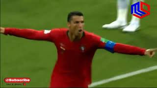Portugal vs Spain 3 3 All goals & Highlights FIFA WORLD CUP 2018 RUSSIA.