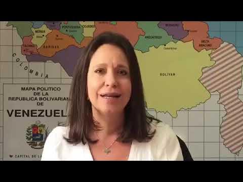María Corina Machado dice que El Vaticano ya no reconoce a Maduro como presidente