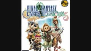 Final Fantasy Crystal Chronicles Music: Magic is Everything