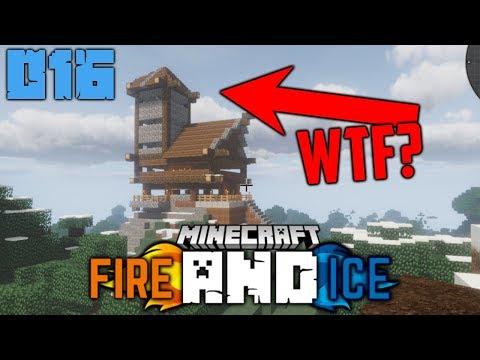 Das BESTE Minecraft Let's Play 2018 | MINECRAFT: Fire & Ice #016 | [Deutsch/German]