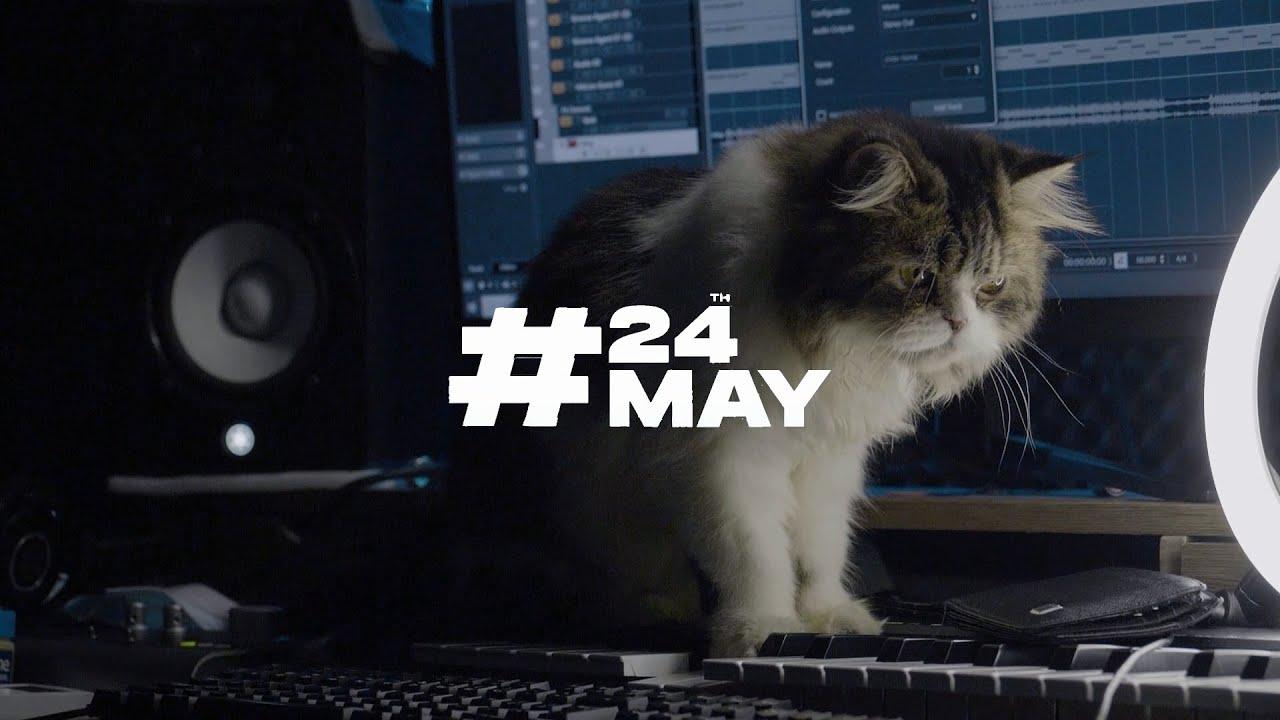 24พฤษภา [24MAY] - พ็อก บิ๊กอายส์ | Original แจ๊ส สปุ๊กนิค ปาปิยอง กุ๊กกุ๊ก (JSPKK)