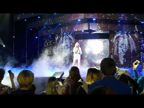 Eesti Laul 2017 - Ariadne - Feel me Now - Dress Rehearsal