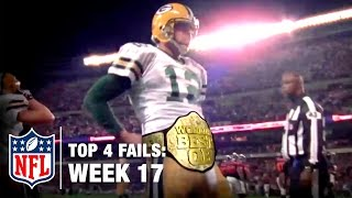 Top 4 Fails (Week 17)   The Shek Report