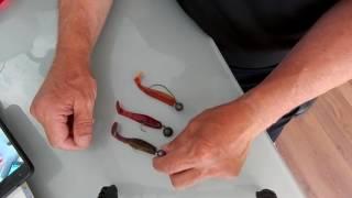 видео Ловля щуки на джиг