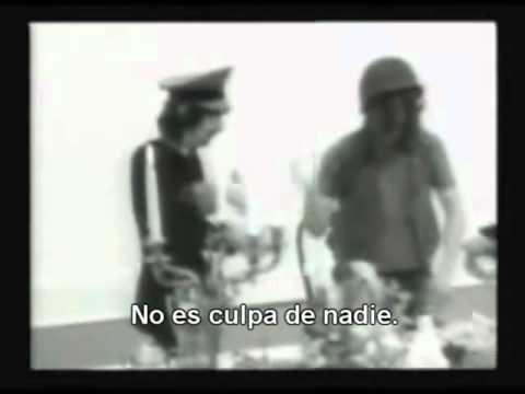 Pink Floyd - Corporal Clegg VIDEO (Spanish Subtitles - Subtítulos en Español)