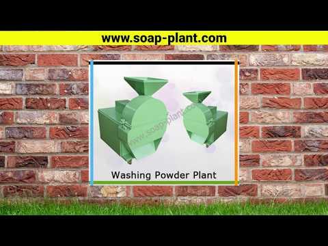 Soap Plant Manufacturer, Soap Plant Supplier and Exporters of Soap Plant