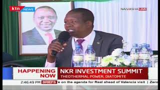 Nakuru investment summit: The county thrives with a lot of resources