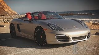 2013 Porsche Boxster Video Review - Kelley Blue Book