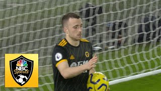 Diogo Jota's second goal equalizes for Wolves against Brighton | Premier League | NBC Sports