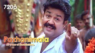 Pazhanimala HD Video Song | Mohanlal , Jagathy Sreekumar , Kalabhavan Mani - Narasimham