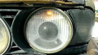 БМВ Е34 Парковочные огни BMW E34