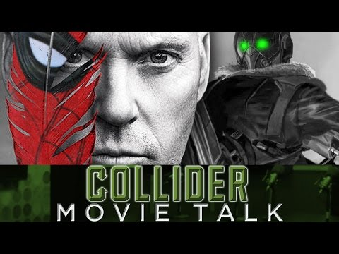 Michael Keaton as Vulture In Spider-Man Homecoming - guest Michael Rappaport - Collider Movie Talk