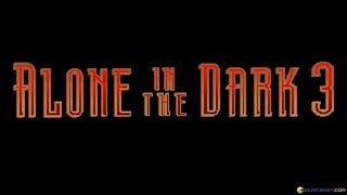 Alone in the Dark 3 gameplay (PC Game, 1994)