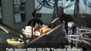 "Patty Jackson ""Facebook Addiction"" Interview Pt 1 of 3 Thumbnail"