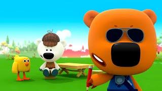 Ми-ми-мишки - Самые таинственные лучшие серии   Все серии подряд / Мультики для детей