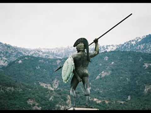 Constantine Cavafy: THERMOPYLAE - ΘΕΡΜΟΠΥΛΕΣ